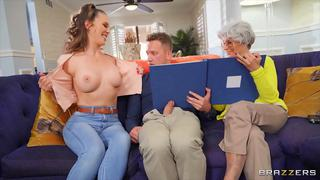 Meet The Sneaky Cheaters: Part 1 / Brazzers  / download full from