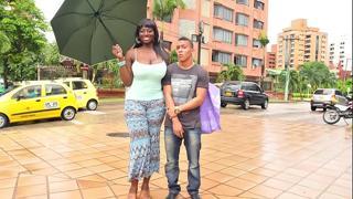 CULIONEROS - Hot Amazon Woman Karina Fucks My Lucky Friend